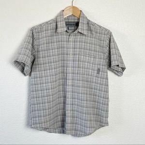 Billabong Men's Button Down Stripe Shirt SZ S
